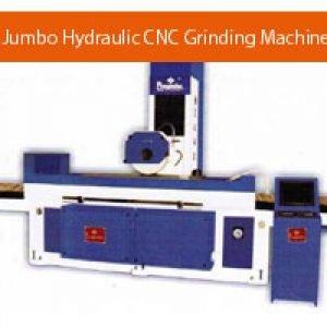 Jumbo Hydraulic CNC Grinding Machine