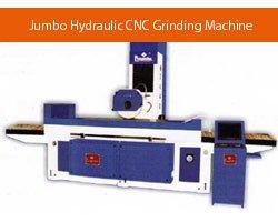 Jumbo Hydraulic Surface Grinding Machine