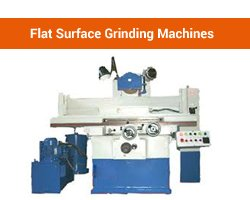 flat surface grinding machines