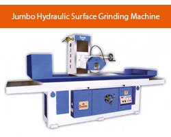 Jumbo Hydraulic Surface Grinding Machine