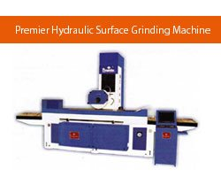 Premier hydraulic surface