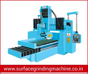 double column cnc surface grinding machine manufacturer at wholesale price in india